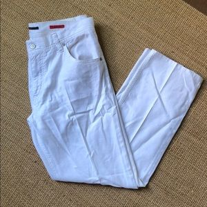 Other - White Alberto Mens Pants